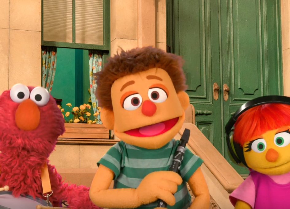 'Sesame Street' joins Ad Council for autism campaign