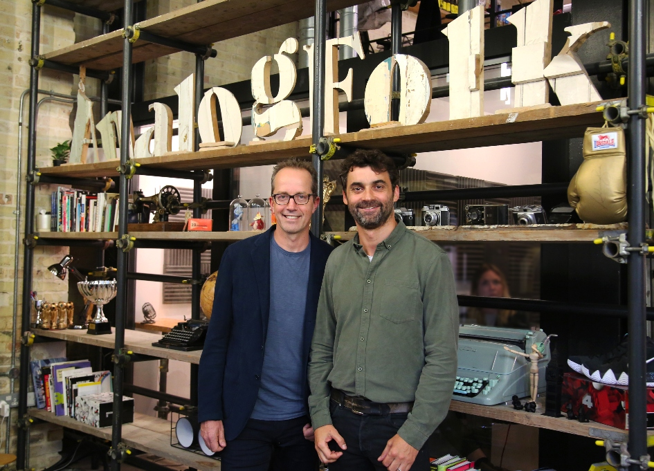 AnalogFolk Appoints Guy Wieynk as Global CEO