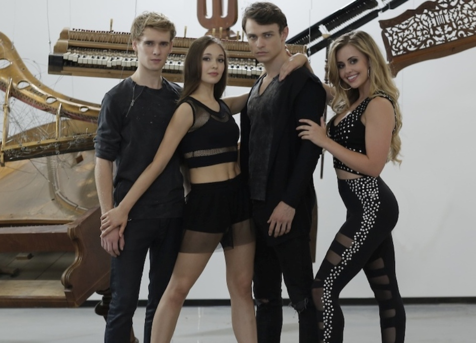 Review: 'High Strung Free Dance' offers sugary gloss