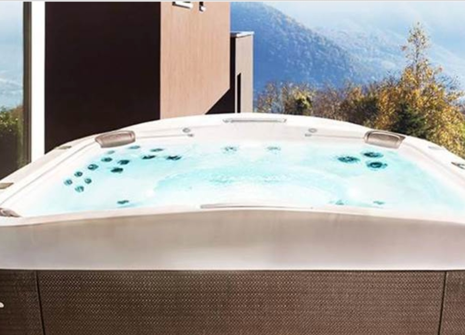 Team One climbs into hot tub with Jacuzzi