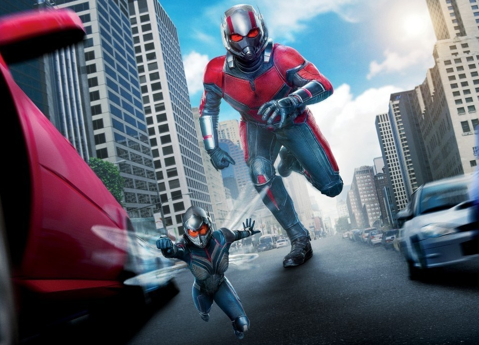 Marvel Studios confirms 'Ant-Man 3' for 2022