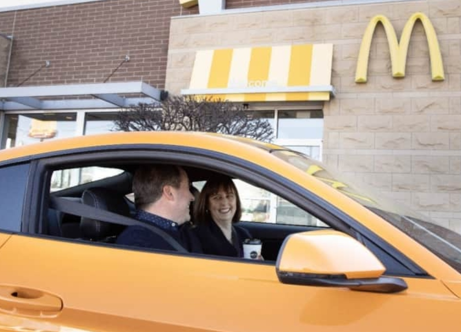 Ford, McDonald's brew new sustainability effort