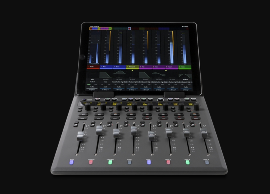 Avid S1 brings mixing speed software integration home