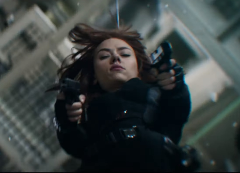 Scar Jo kills in first Marvel trailer for 'Black Widow'