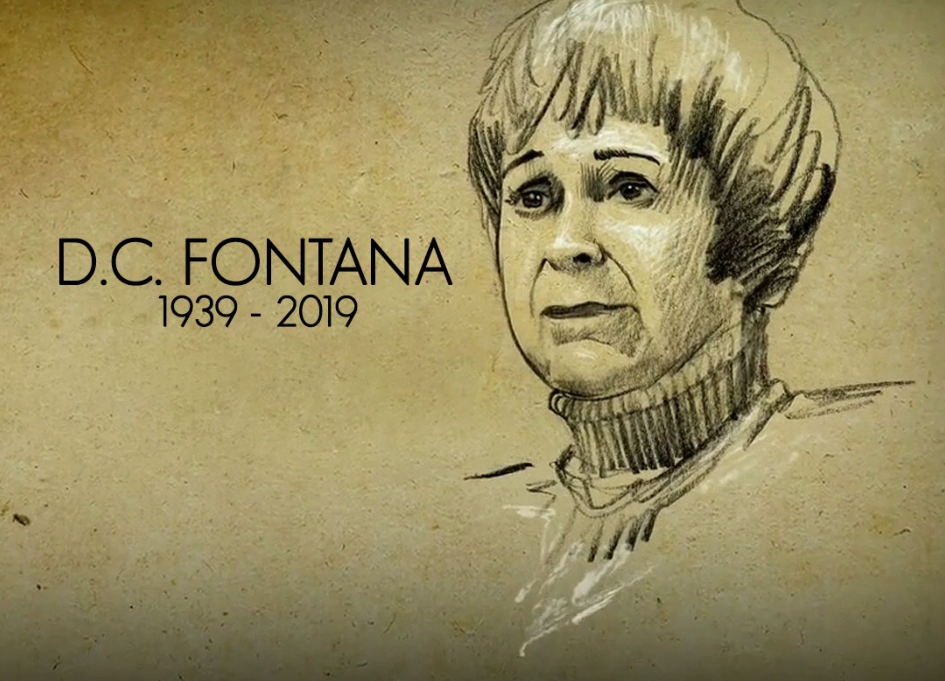 'Star Trek' writer D.C. Fontana passes at 80