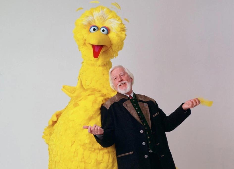 Caroll Spinney, Big Bird & Oscar puppeteer dies