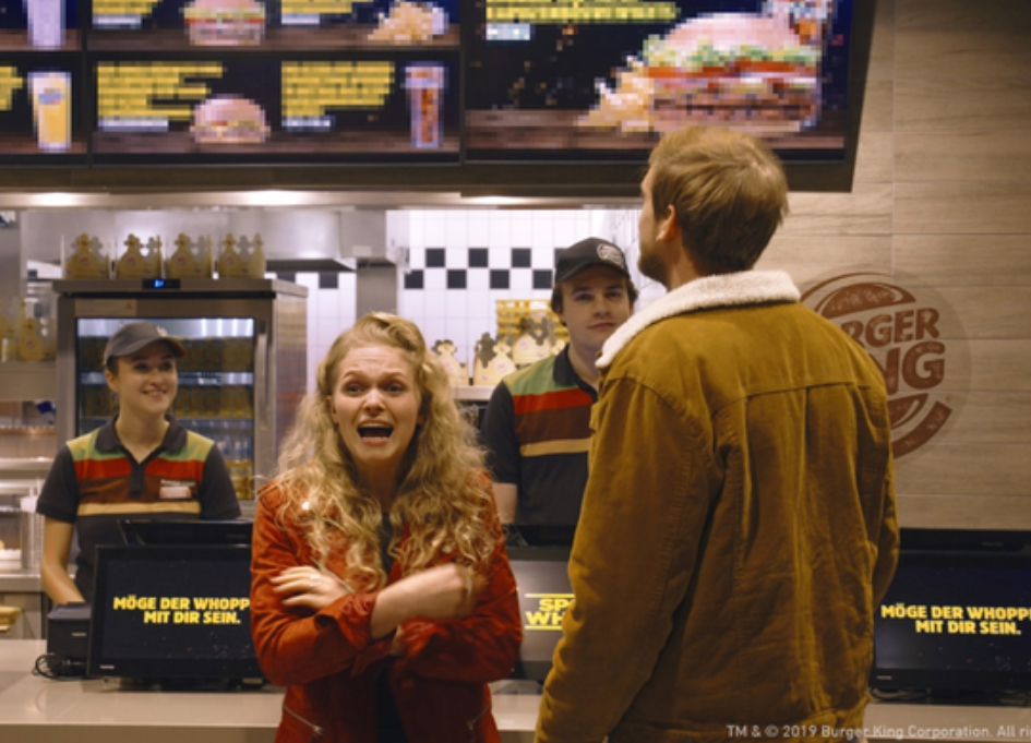 BK, Germany offers free whopper to spoil 'Star Wars'