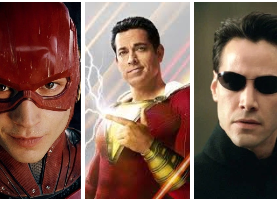 WB sets release dates for 'Flash,' 'Matrix' & 'Shazam 2'