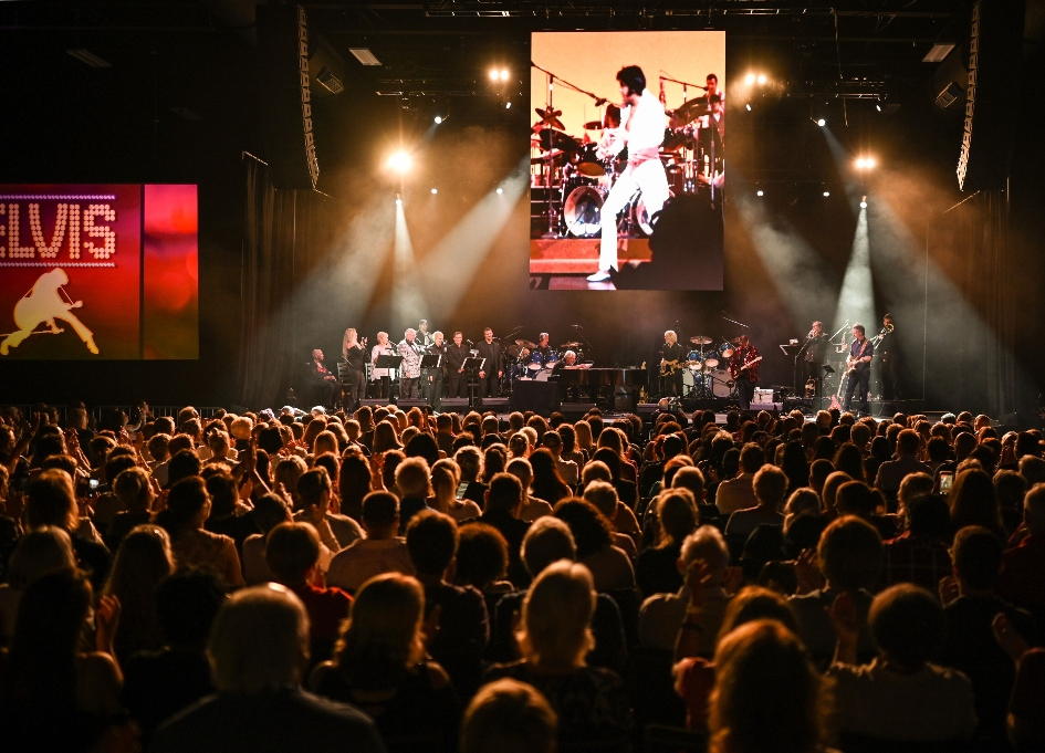 'Elvis: Seen/Unseen' comes to Wellmont Theater