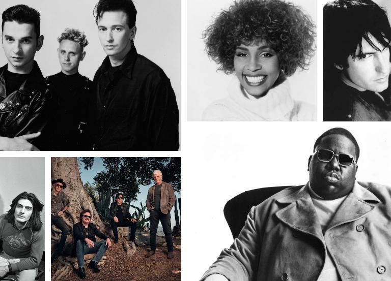 Whitney, Doobies among Rock & Roll HOF inductees