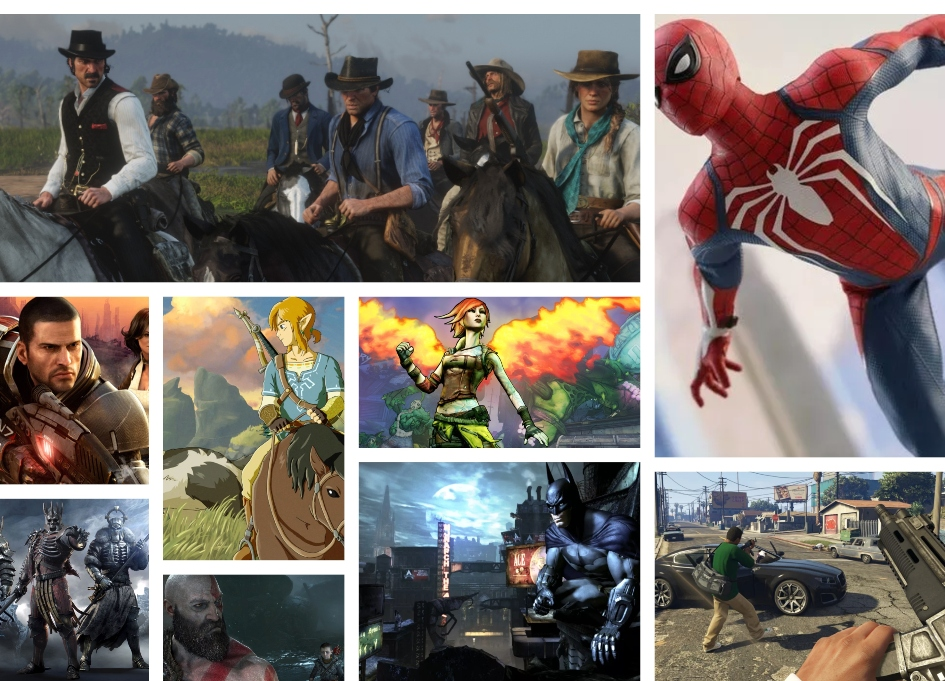 The Decade in Review: The Most Popular Video Games