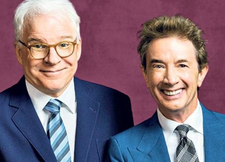 Hulu announces new Steve Martin/Martin Short comedy