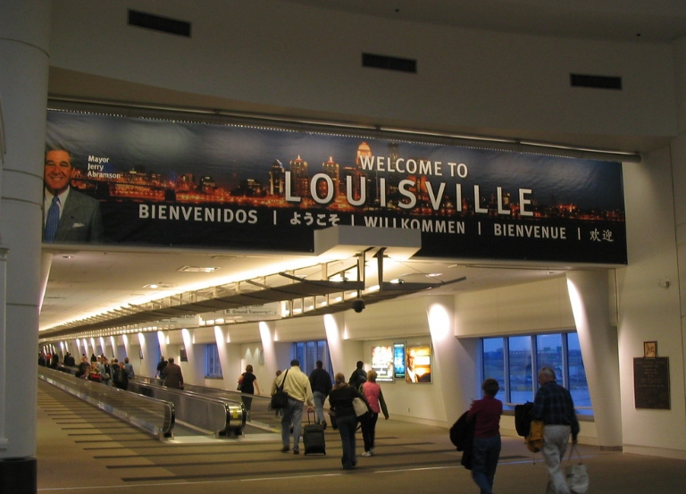 Watchfire to create Welcome Wall for Louisville Airport