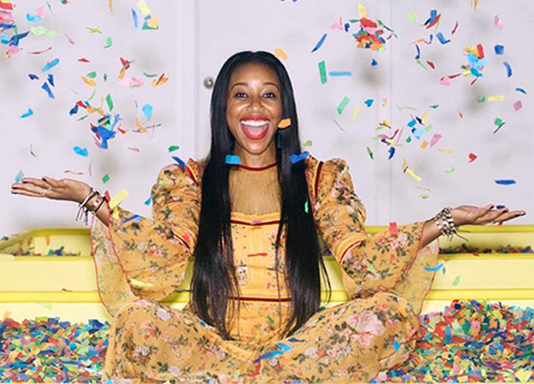 Kinya Claiborne, Media Maven, Style Influencer