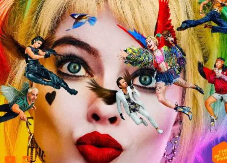 'Birds of Prey' perches at 88% on Rotten Tomatoes