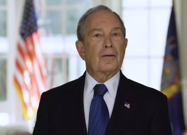 Bloomberg airs 3-minute Coronavirus ad