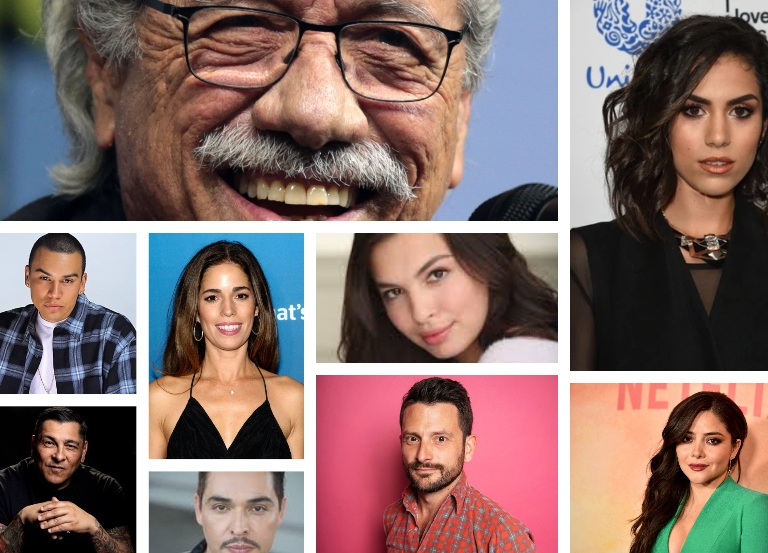 'Narcos' stars, others to read Latinx youth scripts live