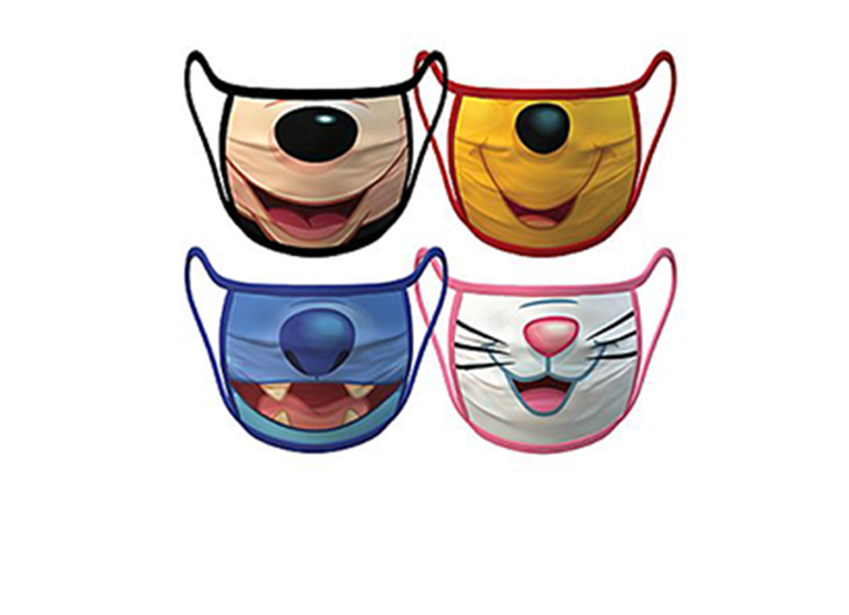 Disney donates one million masks to kids and families