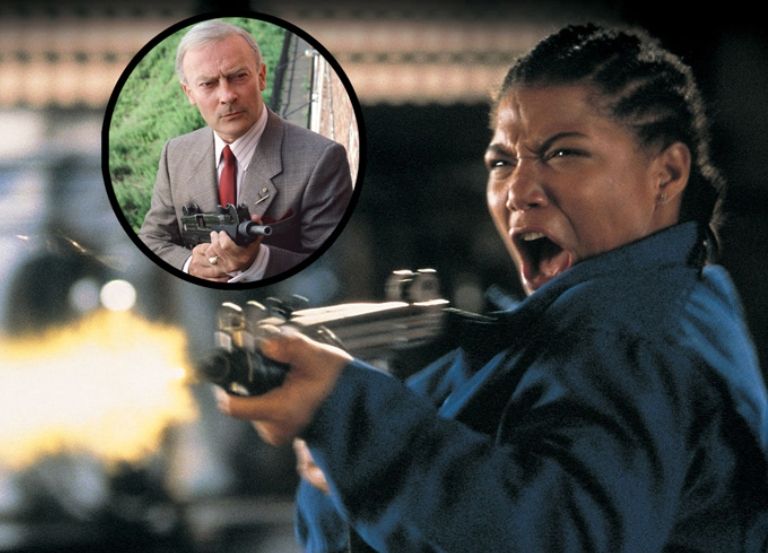 CBS orders Queen Latifah reboot of 'The Equalizer'