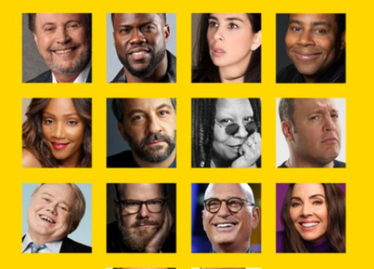 Tonight: Feeding America Comedy Fest on NBC