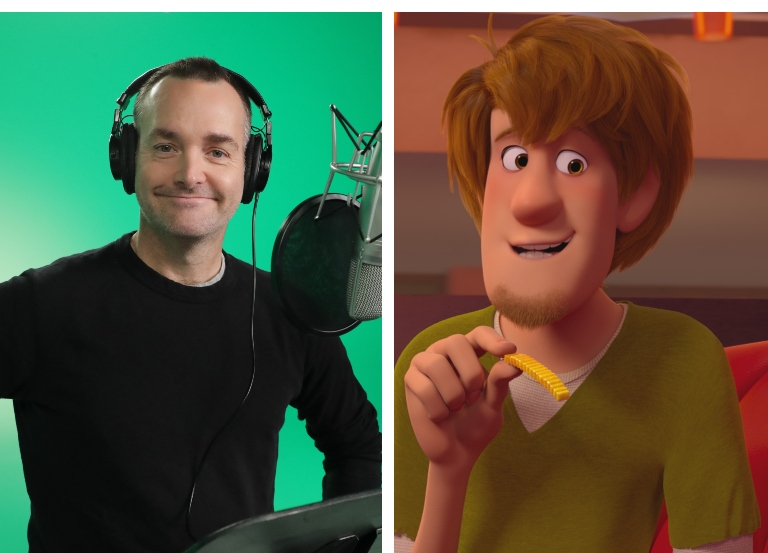'Scoob's!' Will Forte gets Shaggy with Reel 360