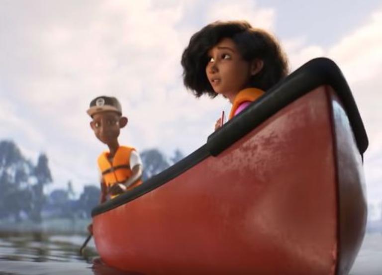 Erica Milsom talks about her Pixar SparkShort 'Loop'