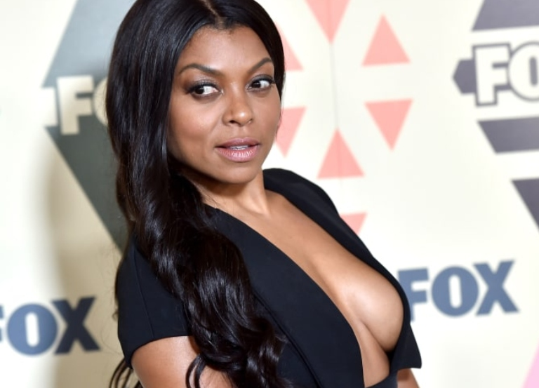 Taraji P. Henson teams w/ Tupac Amaru Shakur Foundation for Giving Tuesday