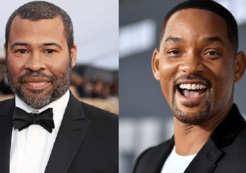 Peele, Smith rumored for Universal monster flick
