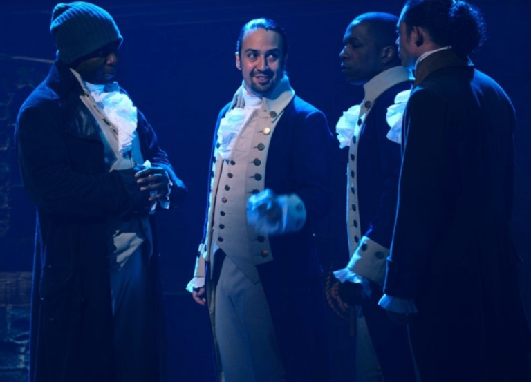 'Hamilton' trailer is here