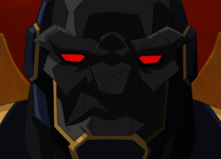 Zack Snyder reveals peek at 'Justice League's' Darkseid