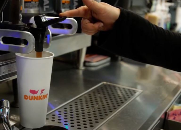 Dunkin' welcomes back America's coffee lovers