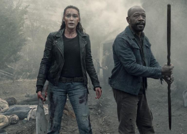 'Fear the Walking Dead' sets premiere during Comic-Con