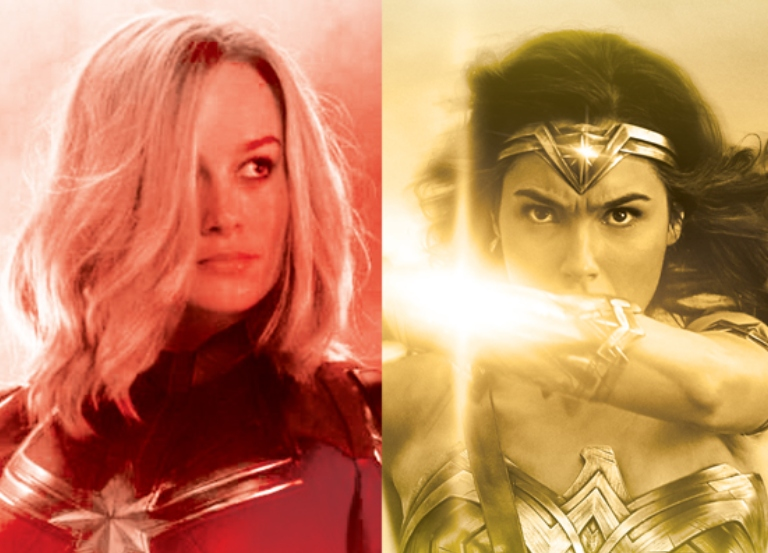 Data reveals world's favorite female superheroes