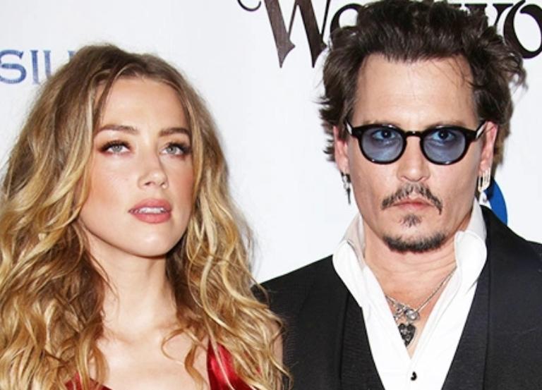 Johnny Depp, Amber Heard appear in London's Court