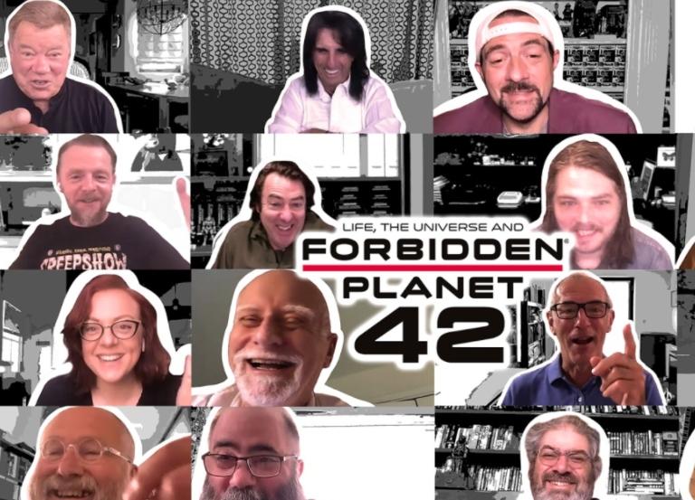 Forbidden Planet announces 'Forbidden Planet 42'