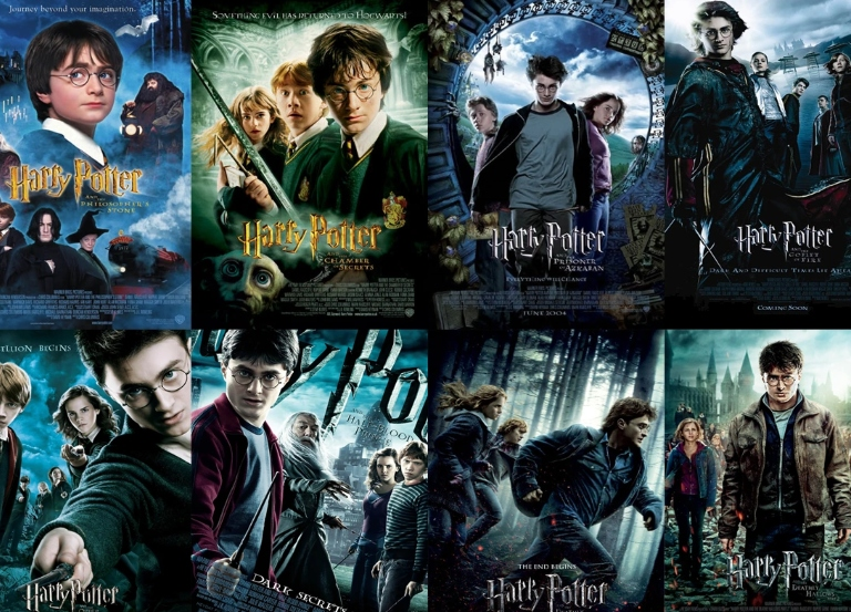 Peacock to stream all 8 'Harry Potter' films