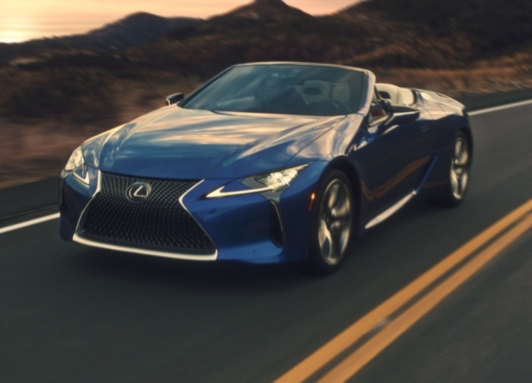 Lexus celebrates the need to get out and have fun