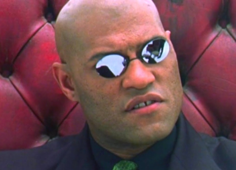 Laurence Fishburne on why he's not in Matrix 4