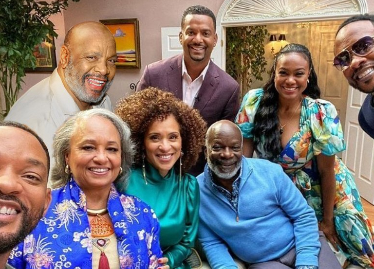 Will Smith shares 'Fresh Prince Reunion' photos