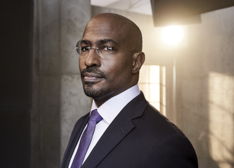 Van Jones to keynote 'Where Are All The Black People'