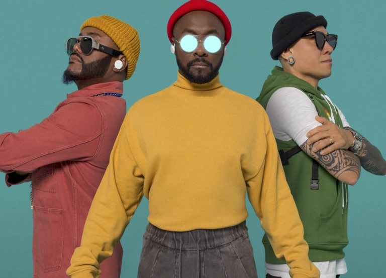 "Barefoot, Black Eyed Peas ""Band Together"" for AR"
