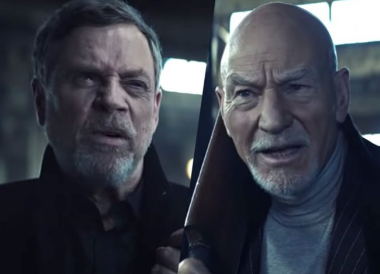 It's Skywalker meets Picard in new Uber Eats spot