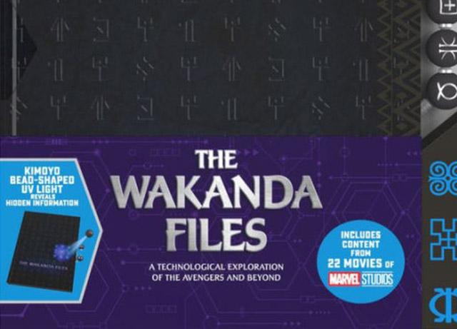 New book 'The Wakanda Files' explores MCU science