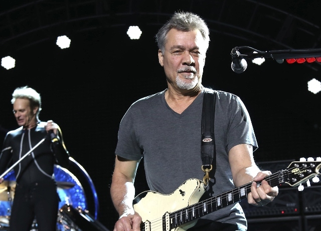 Guitar God, Eddie Van Halen succumbs to throat cancer