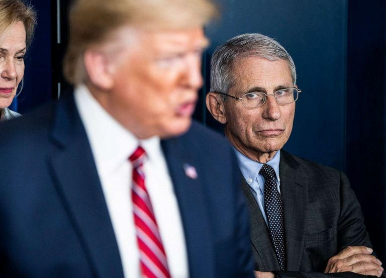 Trump campaign falsifies Dr. Fauci quote in new ad