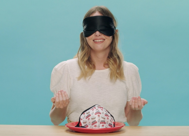 Jack in the Box creates Chicken-Scented face masks