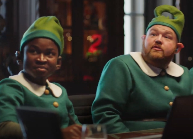 BBDO and ServiceNow launch holiday campaign