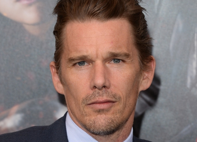 Ethan Hawke joins thriller 'Zeroes and Ones'