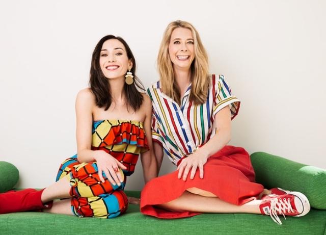 Biscuit Filmworks signs Jocelyn & Dawn
