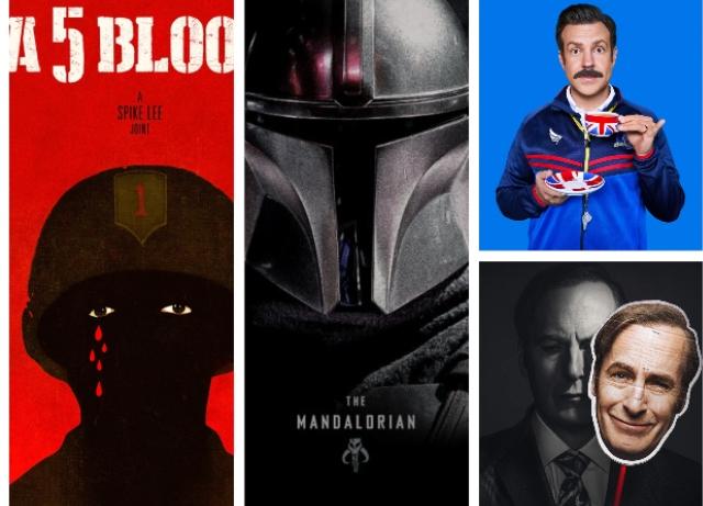 'Mandalorian' 'Da 5 Bloods' top AFI's Top 10 List